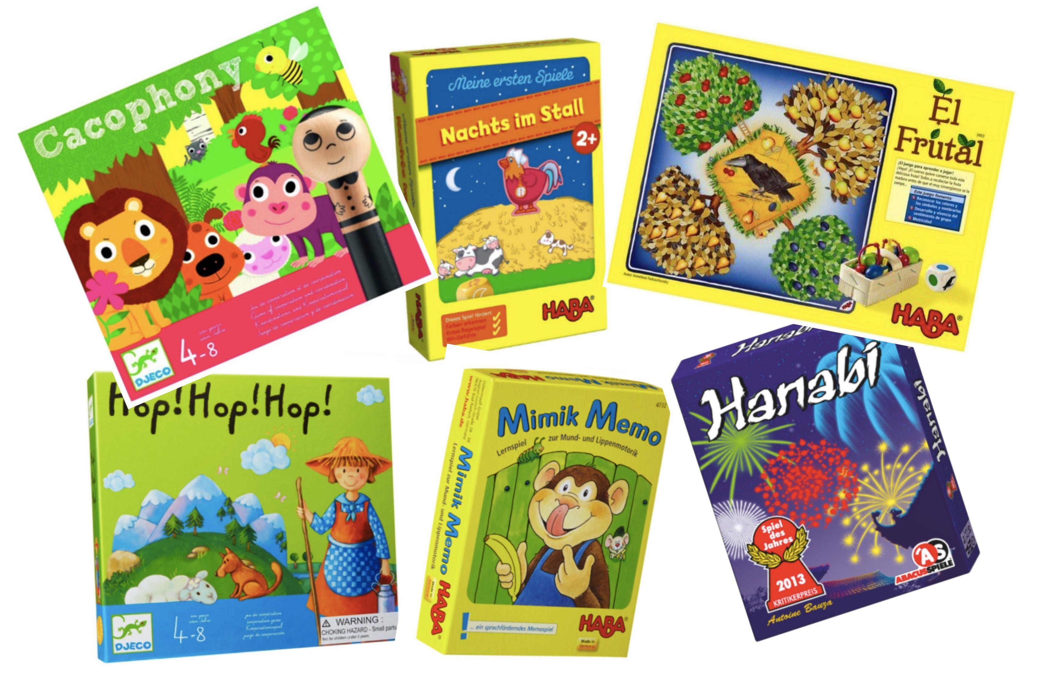 Juegos De Mesa Cooperativos Para Ninos Y Ninas Las Manos De Mama