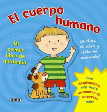 Libros para aprender sobre el cuerpo humano | Las manos de mamá